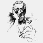 A herança de Steinberg – quatro perguntas para Laerte