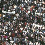 A Passeata dos Cem Mil de junho de 1968