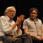 Debate do Dia D com Eucanaã Ferraz, Ferreira Gullar e Ivan Marques