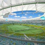 Pós-2014: a arquitetura das novas arenas