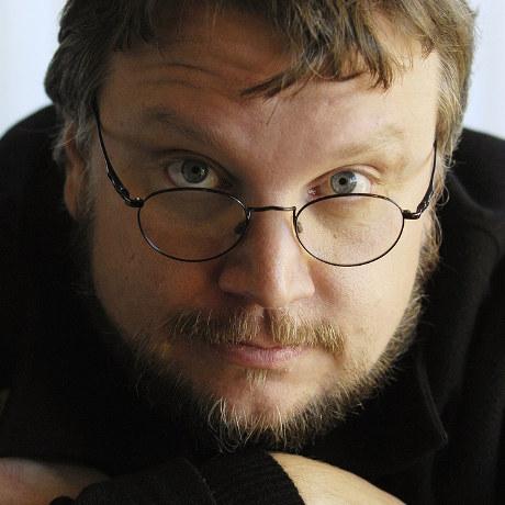 O diretor Guillermo del Toro
